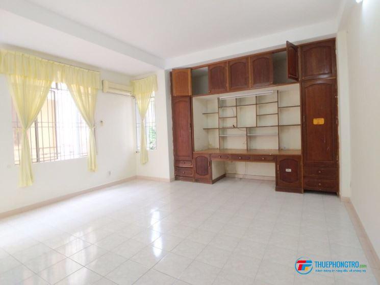 Cho thuê phòng 20-25m2 ở 3-4 người đường Hoàng Hoa Thám