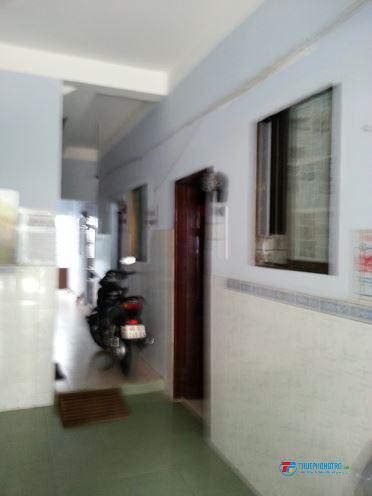 Phòng trọ 16m2 kế bến xe Miền Tây & BV Triều An