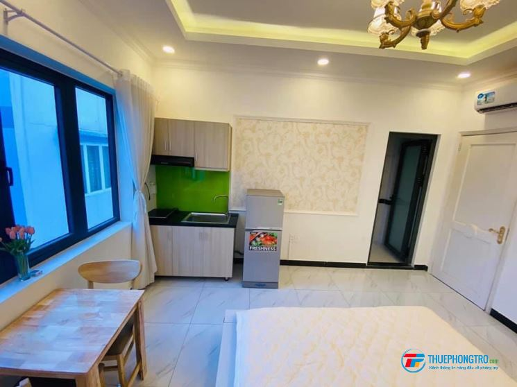 Căn Hộ Chung Cư Nội Thất Cao Cấp Quận 5 Nguyễn Trãi Giá Siêu Hot