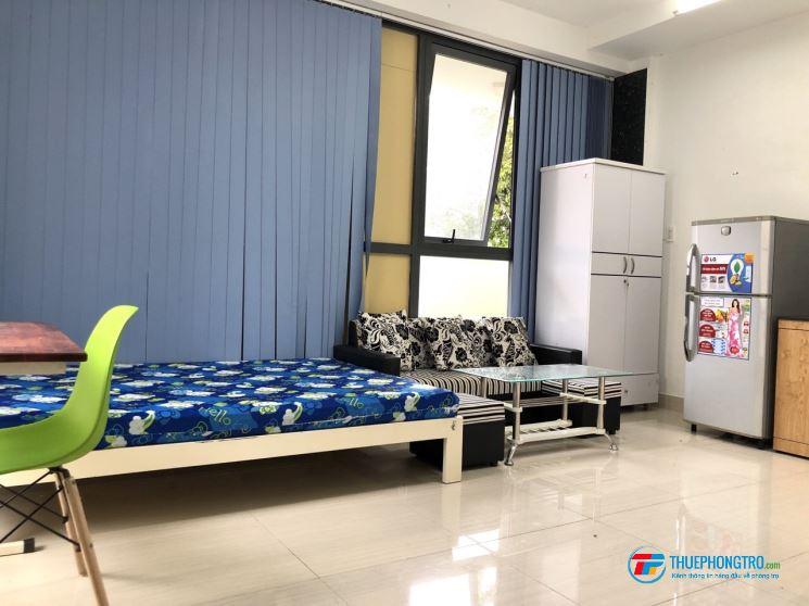 Căn hộ mới , Tân Bình, có diện tích 25m2, giá 3.8tr, NTCB