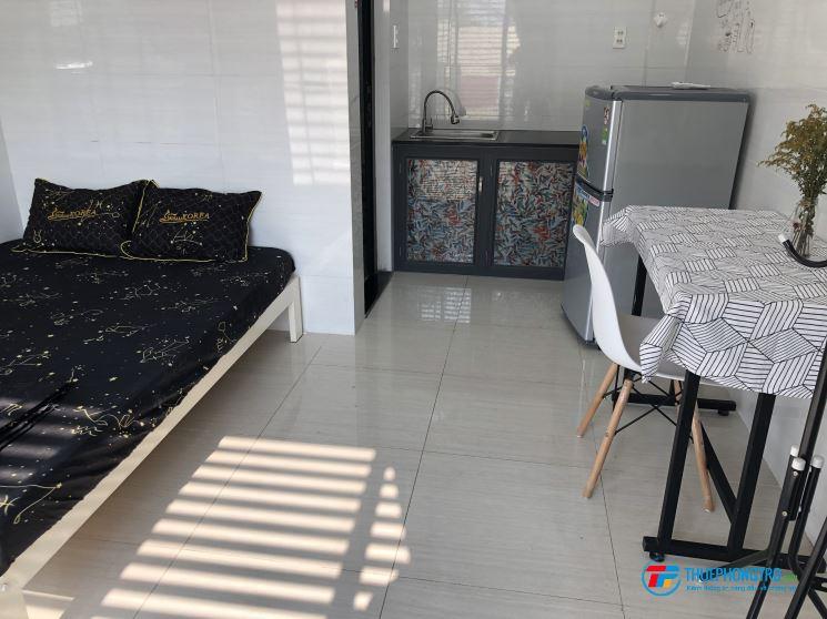 Cho thuê phòng trọ chính chủ full nội thất 25 m2, phường 13, Tân Bình