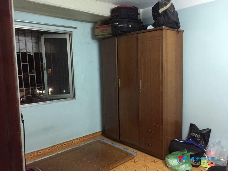 Tìm 2 bạn Nam ở ghép trong căn hộ chung cư đầu tháng 7
