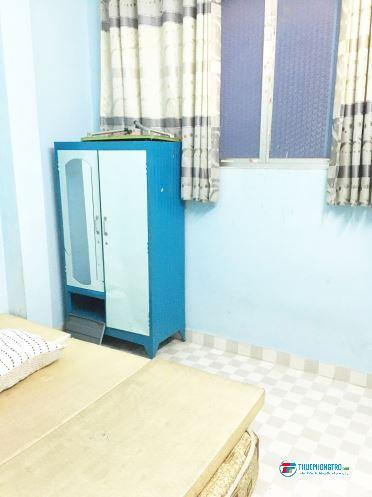 Phòng quận 1,máy lạnh, wc riêng chỉ 2.9tr/tháng 1 người ở