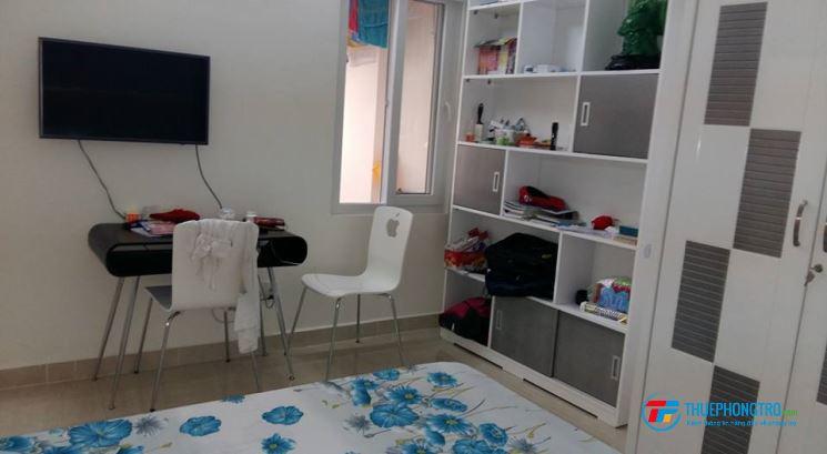 Căn hộ tiện nghi đầy đủ nội thất  CBD Đồng Văn Cống quận 2