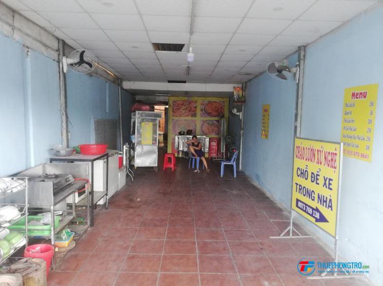 Cho thuê nhà Mặt tiền Kinh Doanh 4 x 22. Đường TTH07, PTTH, Q12