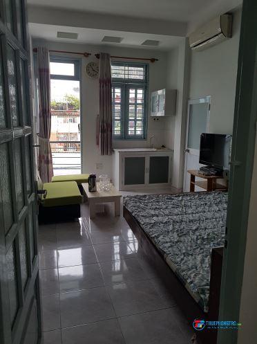 Phòng trọ cao cấp mới trung tâm Quận 3 đủ tiện ích 24 m2