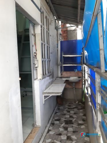 Phòng trọ có máy lạnh,đường Dương Quảng Hàm, Gò Vấp 2.3tr/tháng