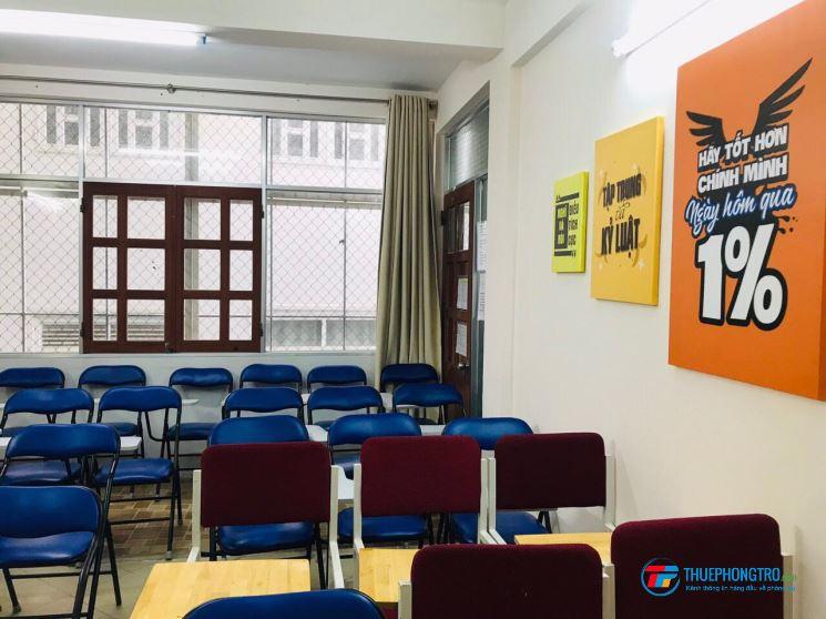 Share phòng dạy học đầy đủ tiện nghi - Bình Thạnh, Nguyễn Thượng Hiền