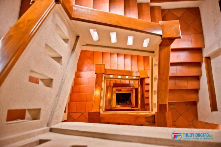 Cho thuê căn hộ dịch vụ full nội thất quận 3 TPHCM