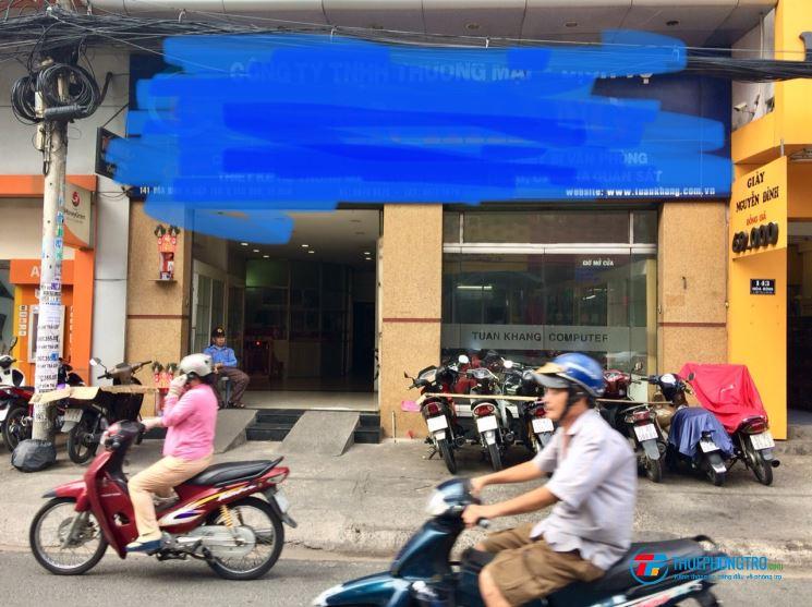 Cho Thuê Nhà Mặt Tiền Nguyên Căn Tân Phú