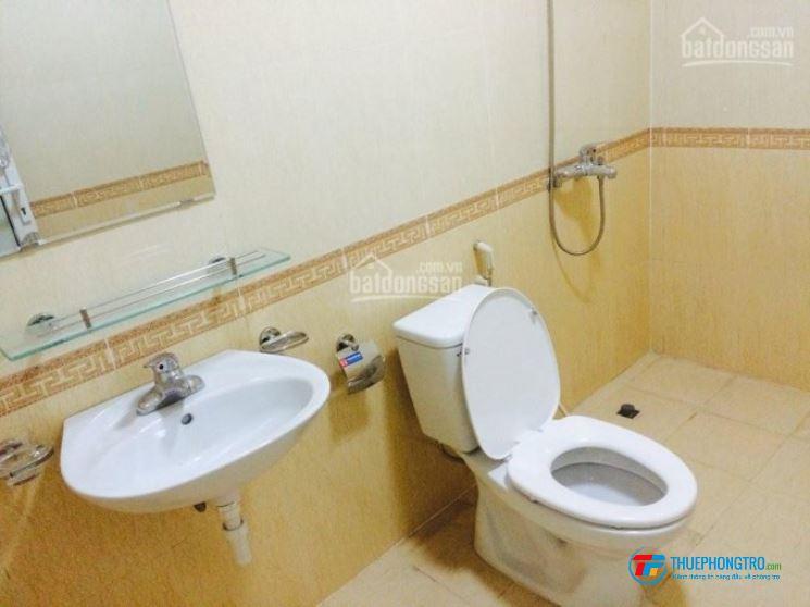 Cho thuê chung cư mini tại 260 đường Mỹ Đình DT 27-30M gần Bến Xe Mỹ Đình, chợ Đình Thôn