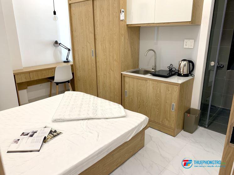 căn hộ mini 25m2 - đối diện Aeonmall Bình Tân