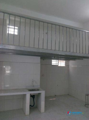 Nhà trọ mini tại Bình Dương - có gác lửng, toilet và bếp riêng