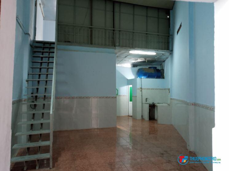 CHO THUÊ NHÀ NGUYÊN CĂN 60M2 - Q.Tân Phú, HCM