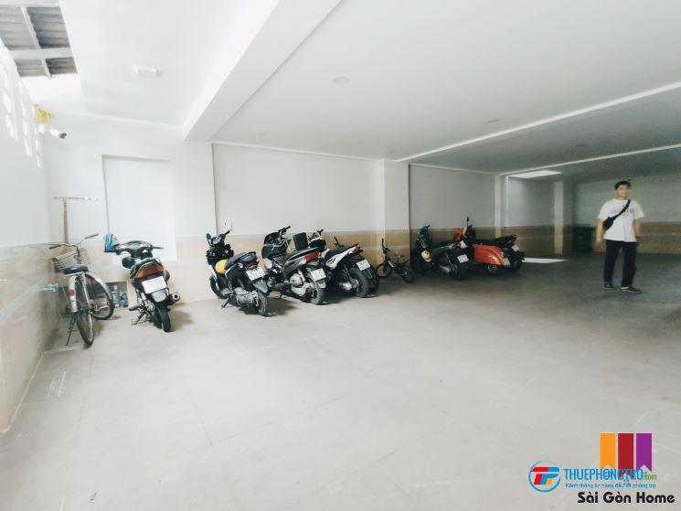 Phòng trọ cho thuê công viên Làng Hoa, chợ Thạch Đà Phạm Văn Chiêu