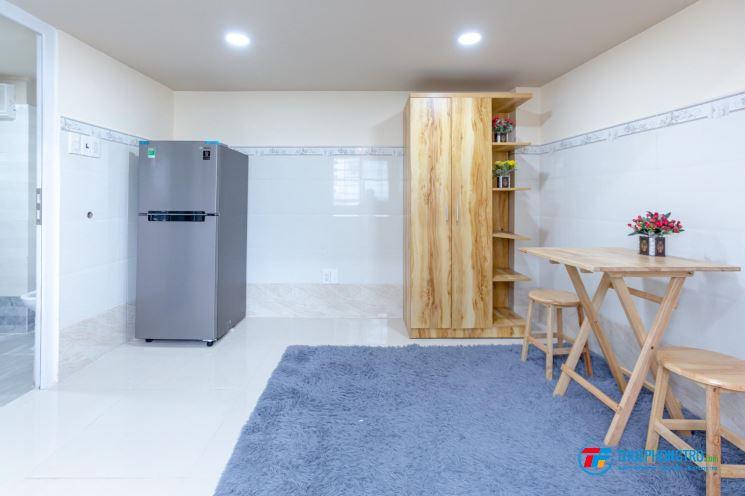 Cho thuê phòng trọ có nội thất quận Bình Thạnh