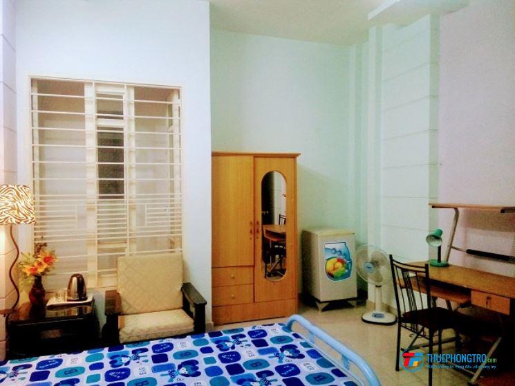 Phòng cho thuê đủ tiện nghi, khu an ninh yên tĩnh  phường Tân Quy, Q.7, giá 3 triệu