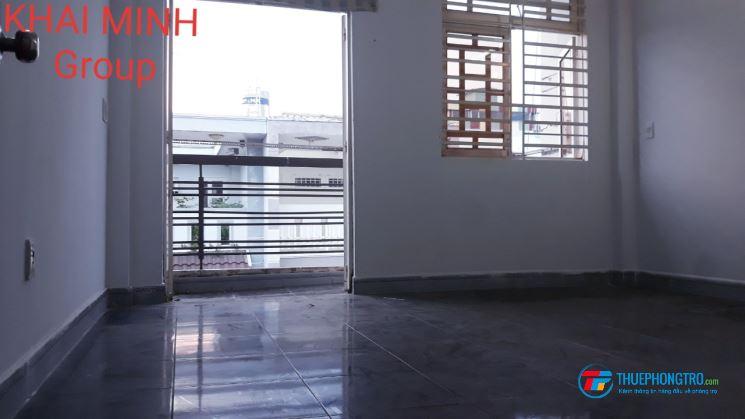 Phòng có BAN CÔNG - cửa sổ, gần chợ Hạnh Thông Tây, 294/71 Đường số 8