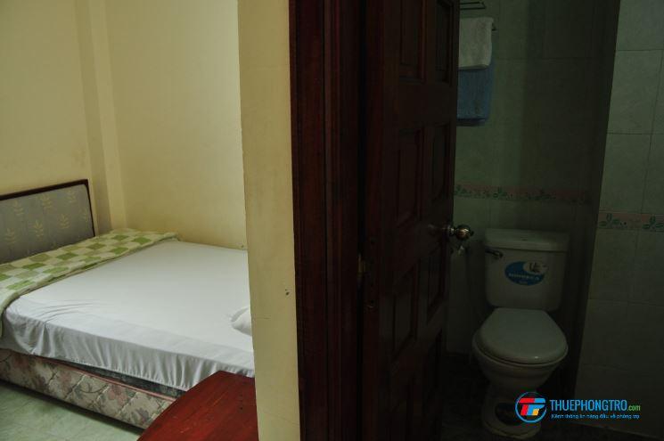 Phòng trọ 3 triệu, giờ tự do, gần ĐH Hồng Bàng,UEF, Q.1