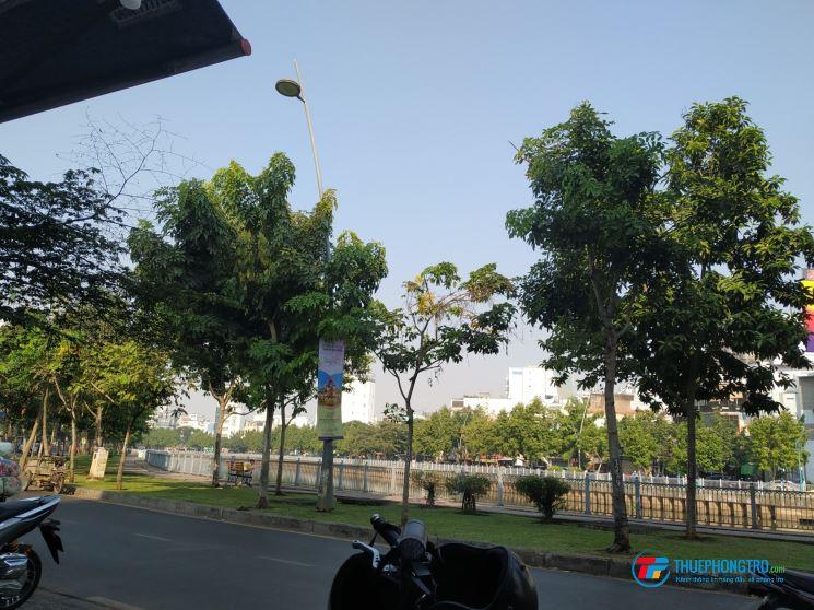 Phòng Ban Công, Bờ Kè, Chợ Tân Định