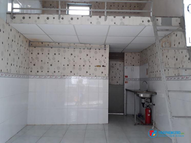 Cho thuê nhà trọ 23m2 đường Bạch Đằng, quận Bình Thạnh