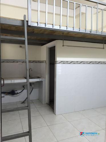 Phòng trọ cao cấp ngay Aeon Tân Phú, có gác, máy lạnh, thang máy, giờ tự do - giá sinh viên