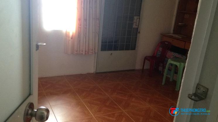 Phòng 12 m2 chỉ cho nử thuê Võ thị Sáu F8 Q3