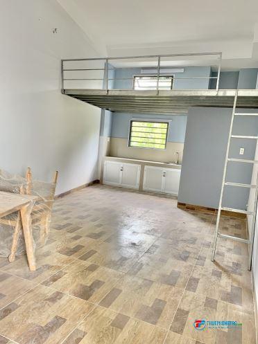 Nhà 32m2 mới xây Nguyễn Bình_LVL