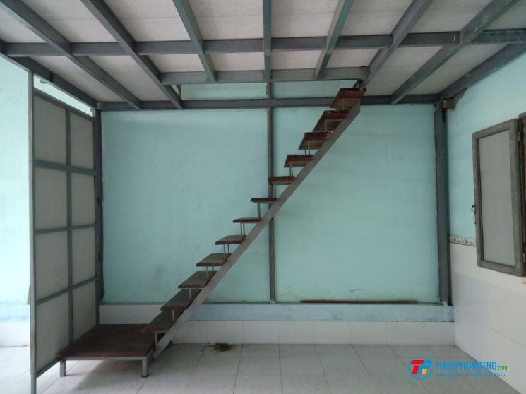 Cho thuê nhà cấp 4 gác lửng 155m2 Trần Thị Trò Bình Mỹ Củ Chi gần cầu Rạch Tra