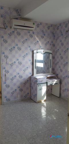 cho thuê chung cư gò vấp 60m , 2PN, có máy lạnh + nước nóng 6,5tr/ tháng