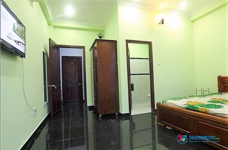 Cho thuê căn hộ mini, tự do giờ giấc, Dương Bá Trạc, p1, q8, cầu Nguyễn Văn Cừ