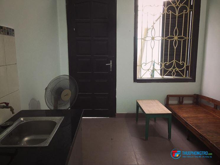 Cho thuê phòng số 191 Phan Bá Vành