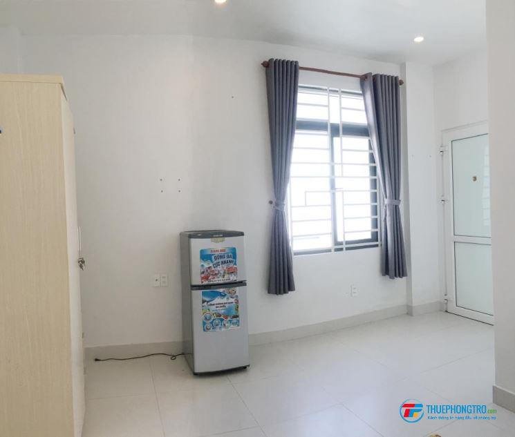 Cần nữ share phòng mới sạch sẽ ở đường Nguyễn Hữu Cảnh, Bình Thạnh