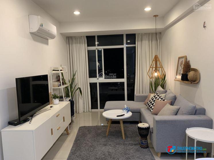 Cho thuê căn hộ Conic Skyway Nguyễn Văn Linh, 55m2 1PN đầy đủ nội thất, giá 6,5 triệu/tháng