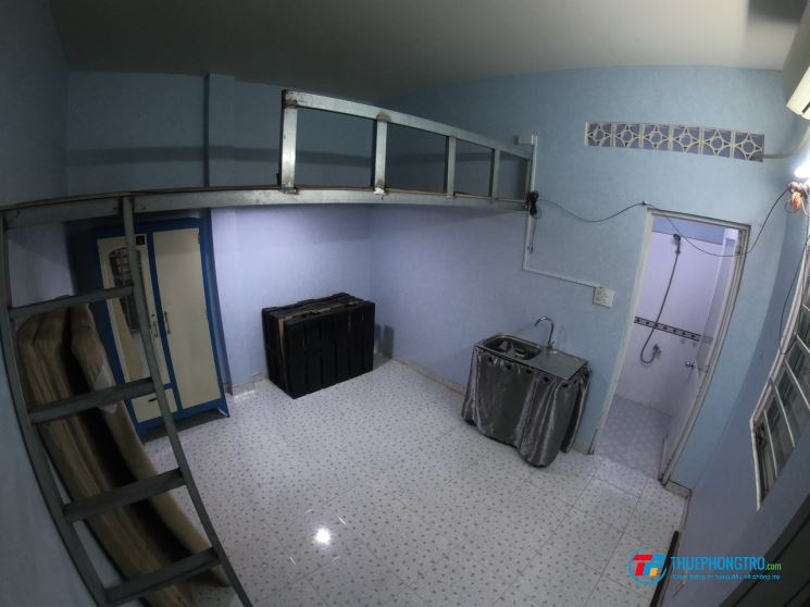 Cho thuê phòng trọ Nguyễn Xí, Bình Thạnh, 3tr6