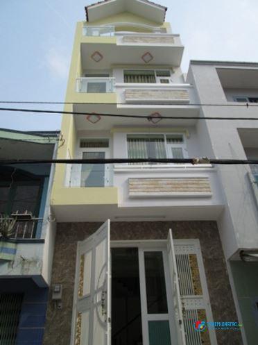 thuê NC 18tr 3 lầu mới đẹp HXH Nguyễn Văn Nghi gần Đh Công Nghiệp