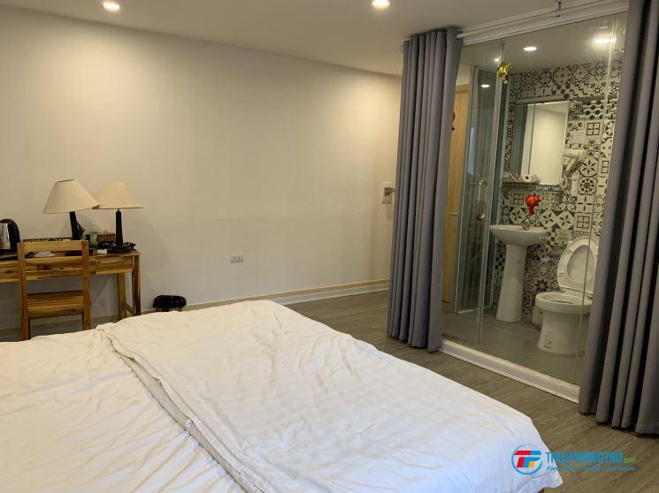 Cho thuê phòng tại chung cư mini 36 Mã Mây, Hoàn Kiếm, Hà Nội