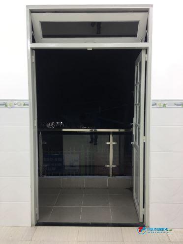 Phòng trọ ban công 20m2 mới xây NT cơ bản