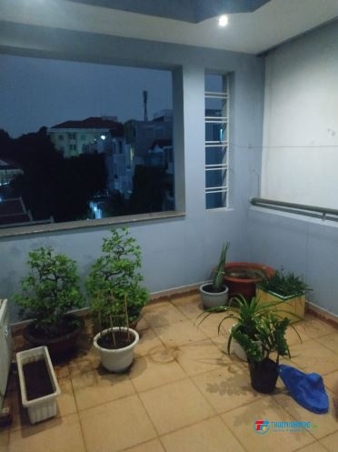 Nhà cho thuê nguyên căn Q.Phú Nhuận, DT= 3.5m X 11m khu vực yên tỉnh, an ninh giá 15tr/thang