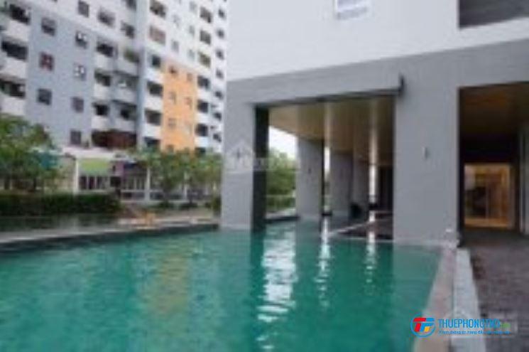 Cần cho thuê căn hộ cao cấp AnGia Star, Q. Bình tân, DT65m2, 2PN, 2WC giá: 6tr/th, LH 0904.102.110