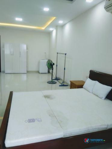 Căn hộ mới, full nội thất, trung tâm TP, 3,0tr/th