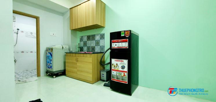 Phòng nội thất giá rẻ gần Bà Hom diện tích từ 25m2 đến 40m2