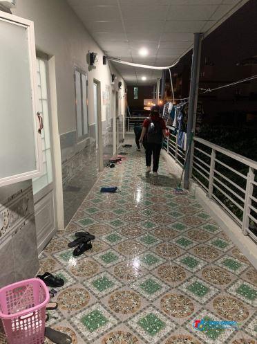 Tìm nữ ở ghép đường Nguyễn Thị Thập, giờ giấc tự do, an ninh, rộng rãi, sạch sẽ, thoáng mát