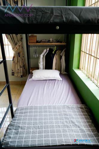 KTX cao cấp The Green House ( an toàn - tiện nghi - sạch sẽ)