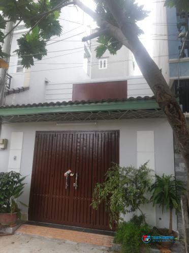 Cho thuê nhà nguyên căn đẹp trệt lửng, 5x10, Lê Đức Thọ, P13. Gò vấp