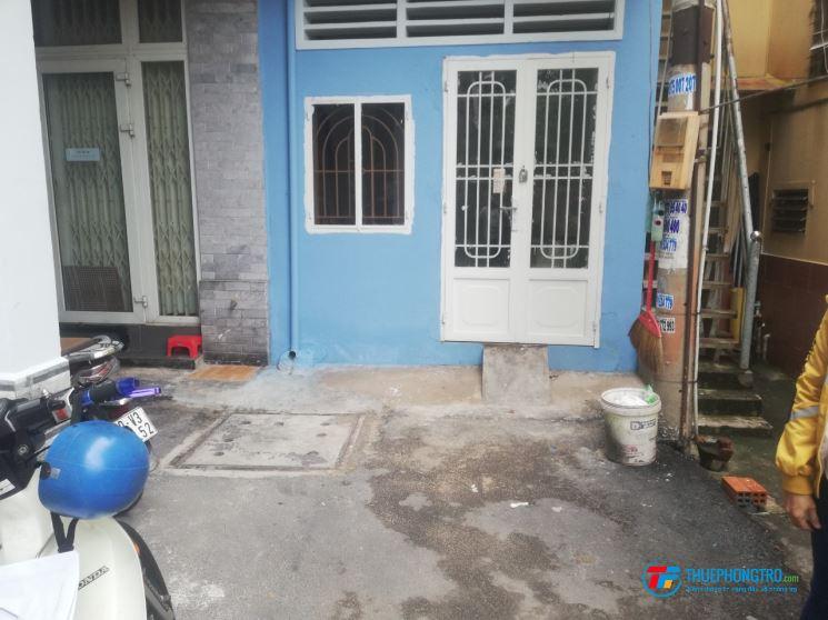 Cho thuê nhà nguyên căn 1 trệt 1 lầu 3 x 8, đường Lê Văn Thọ, P8, Gò Vấp