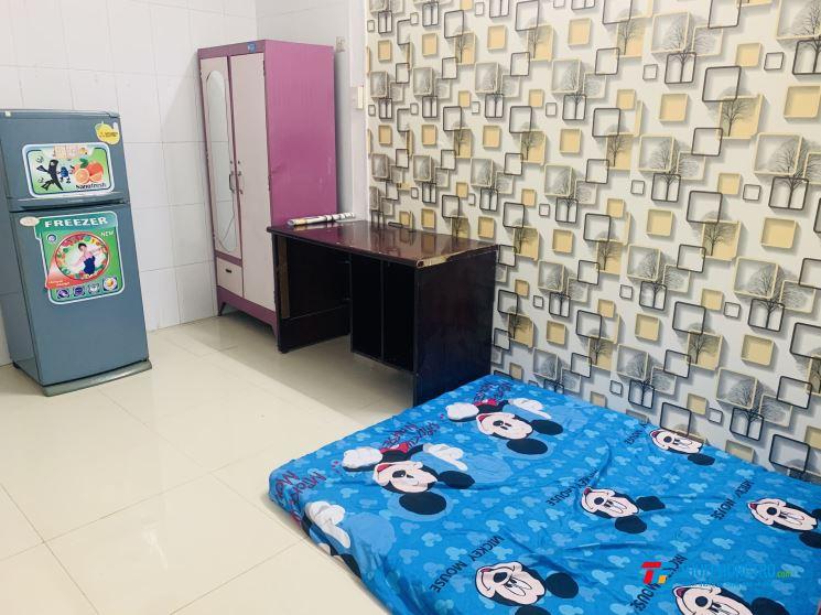 Cho thuê phòng mới tiện nghi 20m2 tại 209 Trần Văn Đang, quận 3 giá 3 tr/ tha