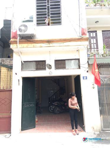 Phòng 18m2, đủ đồ điều hòa+nóng lạnh,Nguyễn Chính-Tân Mai, gần Bách Khoa