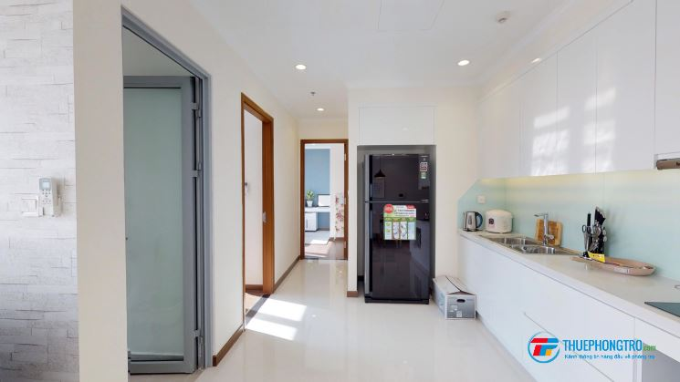 Tìm người share lại 1 phòng ngủ chung cư cao cấp landmark 5