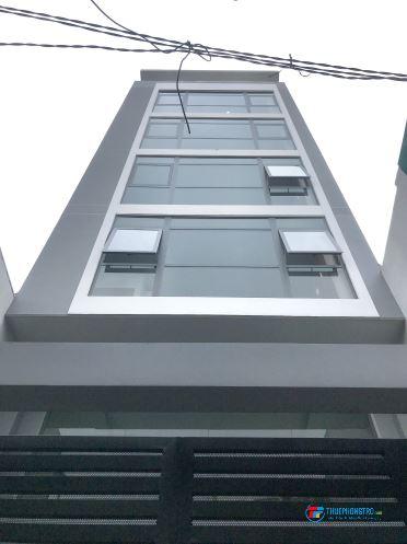 Cho thuê căn hộ mới xây tại 80 Cầu Xéo, P.Tân Quý, quận Tân Phú
